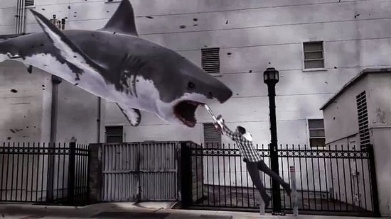 Great Whites Agree: '90s Stars Make a Delicious Shark Week Snack!