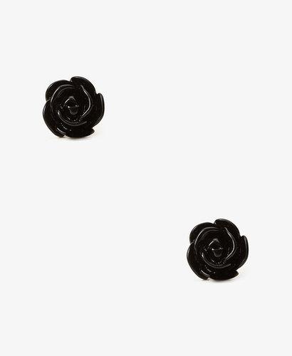 FOREVER 21 Rose Studs