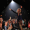 Beyonce Rides Bike To Brooklyn Show | Video