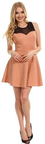 Type Z - Gardenia Dress (Blush) - Apparel