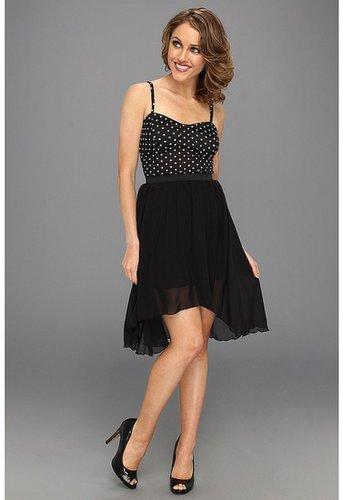 Gabriella Rocha - Heidy Polka Dot Dress (Black) - Apparel