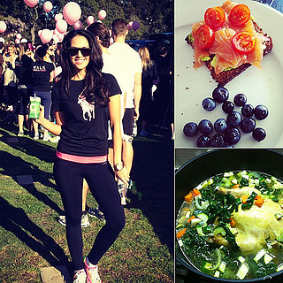 Zoe Marshall's Diet and Zoe Marshall''s Day on a Plate