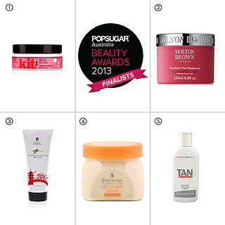 Best Body Scrub POPSUGAR Australia Beauty Awards 2013