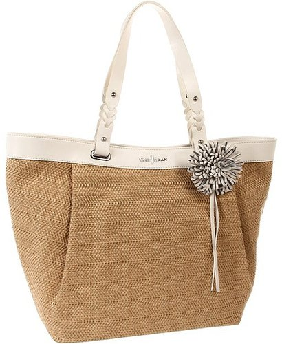Cole Haan - Bedford E/W Tote (Ivory/Ivory) - Bags and Luggage