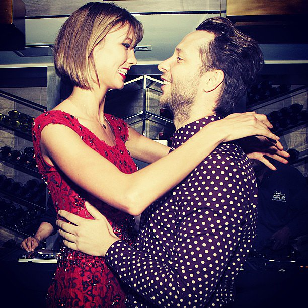 Another person feting Karlie Kloss's birthday in photos: Derek Blasberg. Source: Instagram user derekblasberg