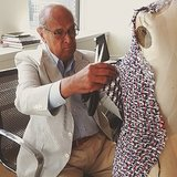 A master at work! Source: Instagram user oscarprgirl