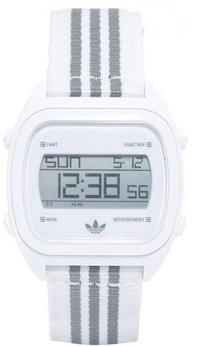 Adidas Sydney White Digital Watch