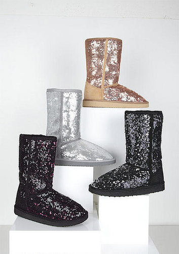 Mari Sequin Boot