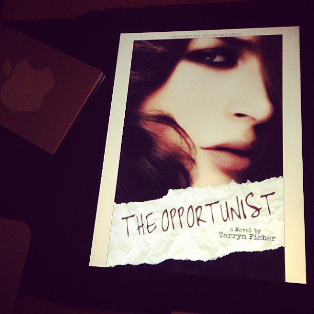 Travelannestyle shared her read, The Opportunist.