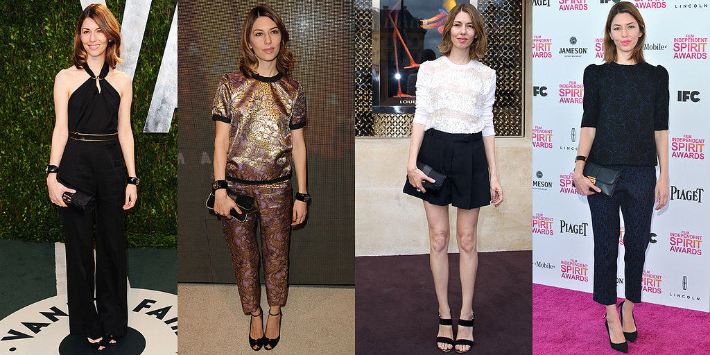 Wardrobe Envy: Recap Sofia Coppola's Cool-Girl Outfits