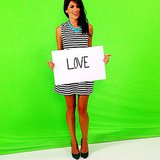 Former Bachelorette Jillian Harris loves love. Source: Instagram user jillianharrisdesign