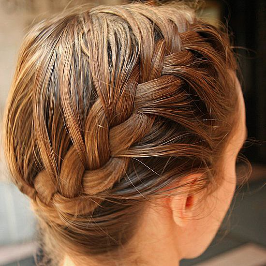 The French braid may seem simple, but our followers were loving this side braid tutorial this week.