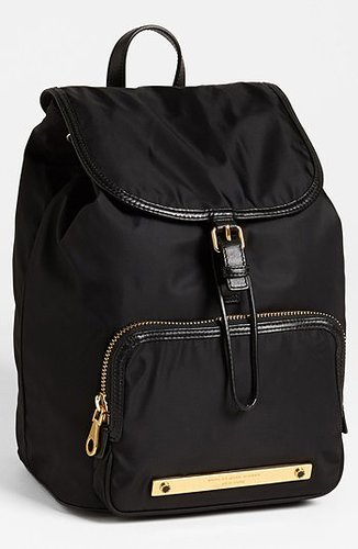 MARC by Marc Jacobs 'Work It Baby Got' Backpack Black