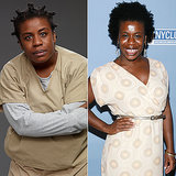 Uzo Aduba (Crazy Eyes) Source: Getty, Netflix
