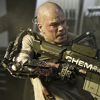 Elysium Movie Review | Video