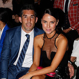 Celebrities at Myer Spring Summer 2013-2014 Fashion Show