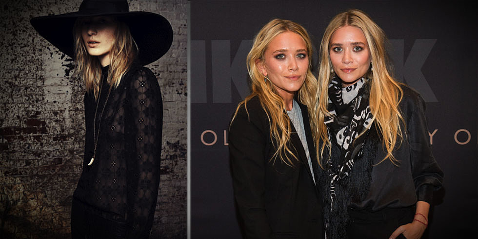 The Olsens Have a New Fashion Line!