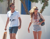 Kate Moss and Her Bikini Breeze Through Spain