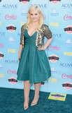 Abigail Breslin attended the 2013 Teen Choice Awards.