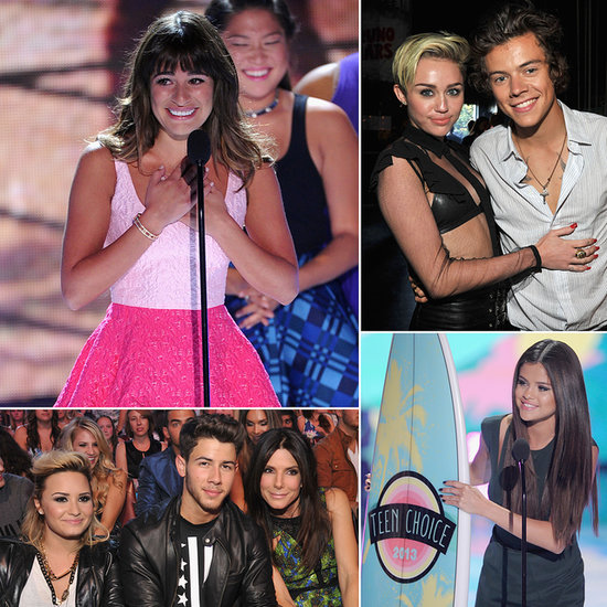 Go Inside the Teen Choice Awards