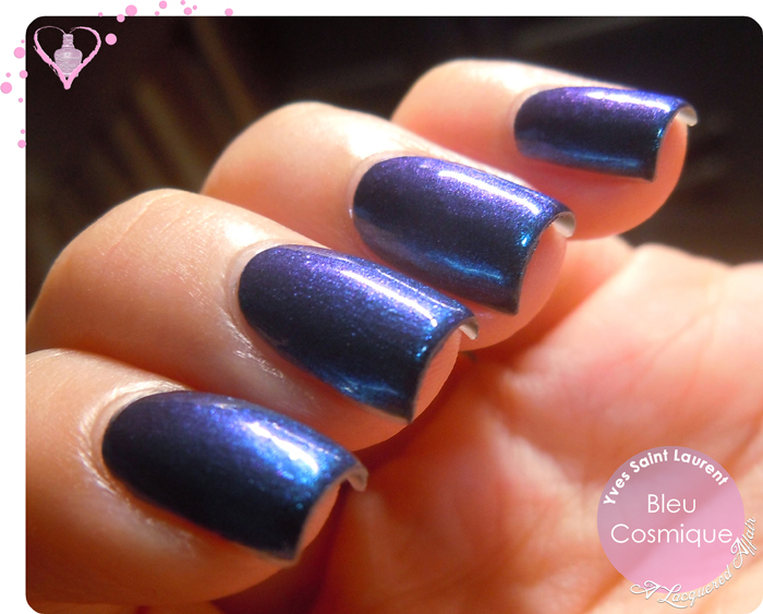 YSL Bleu Cosmique