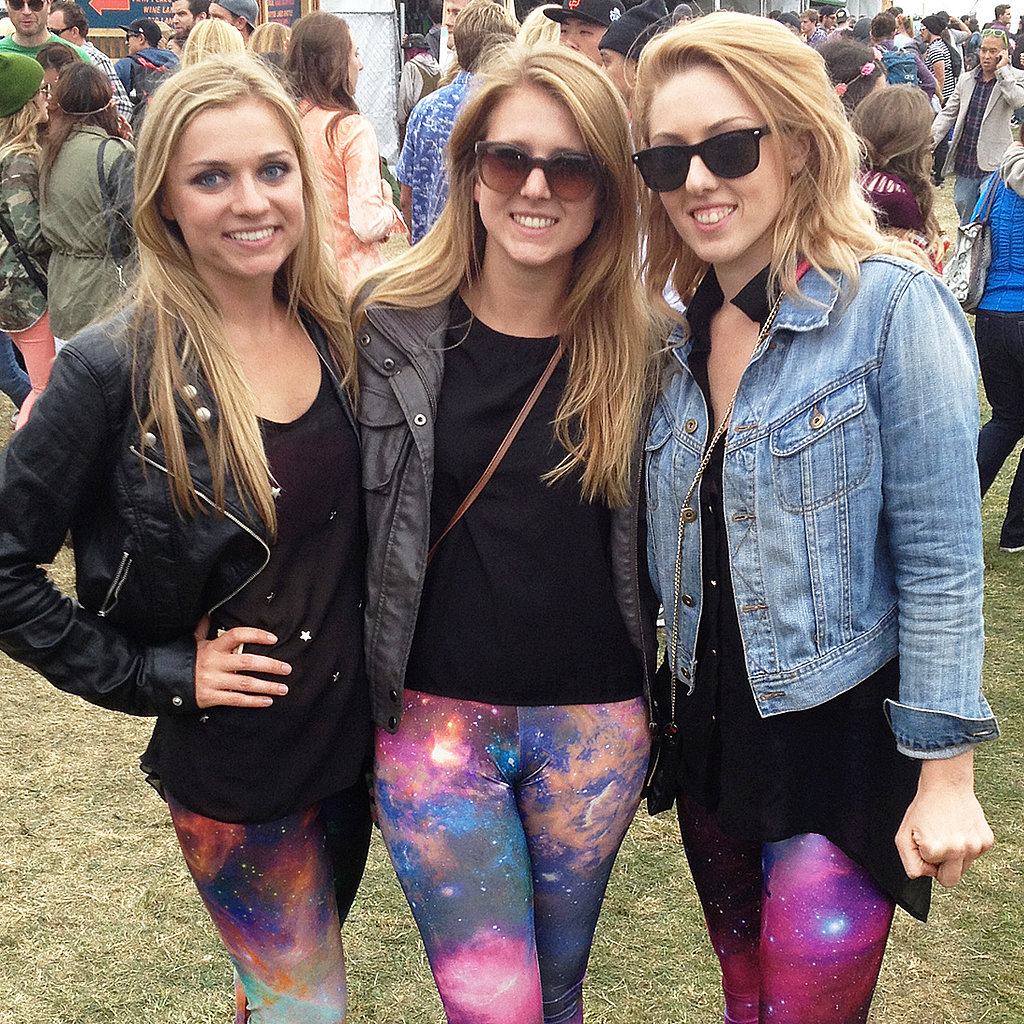More Fabulous Fashions From the Outside Lands Style Scene
