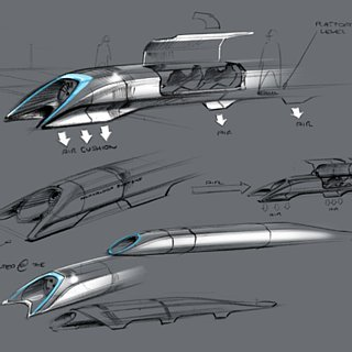 Hyperloop Elon Musk Announcement