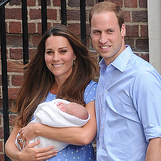 Kate Middleton & William: Prince George's Christening Date