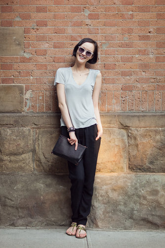 Totally minimalist and totally wonderful. Source: Le 21ème | Adam Katz Sinding