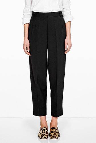 Raoul High Waisted Pleated Trousers