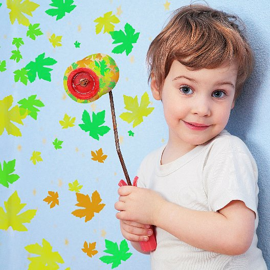 Make Your Child's Walls Fun and Interactive