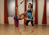 A Must-Try Fitness Trend: TRX Yoga