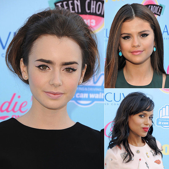 Get the Best Teen Choice Awards Looks at Home!