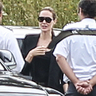 Angelina Jolie and Maddox in London | Photos