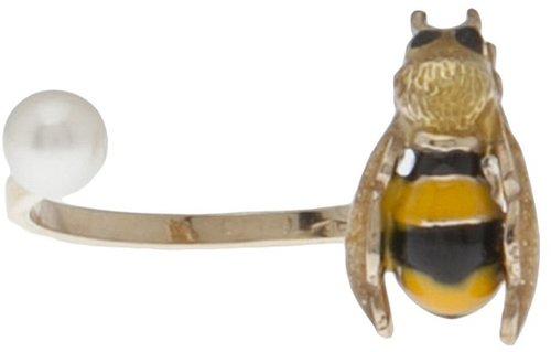 Delfina Delettrez Little bee ring