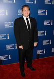 Jonah Hill looked dapper on the red carpet.