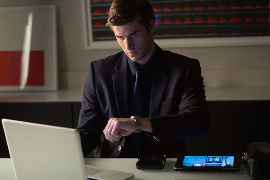 All the Pictures of Liam Hemsworth Looking Sexy in Paranoia