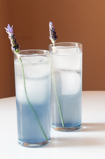 Lavender Vodka Cocktail