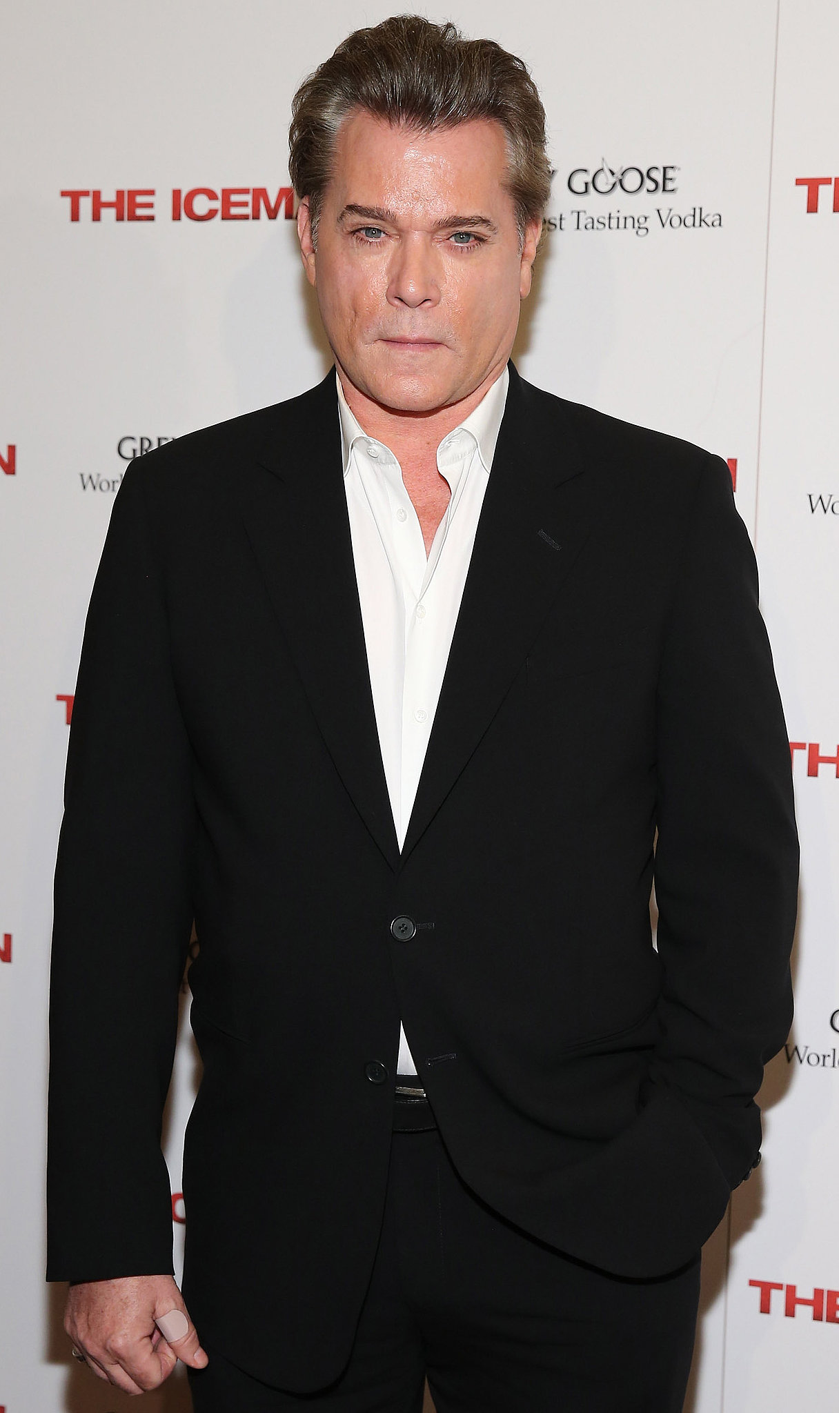 Ray Liotta joined Viol...