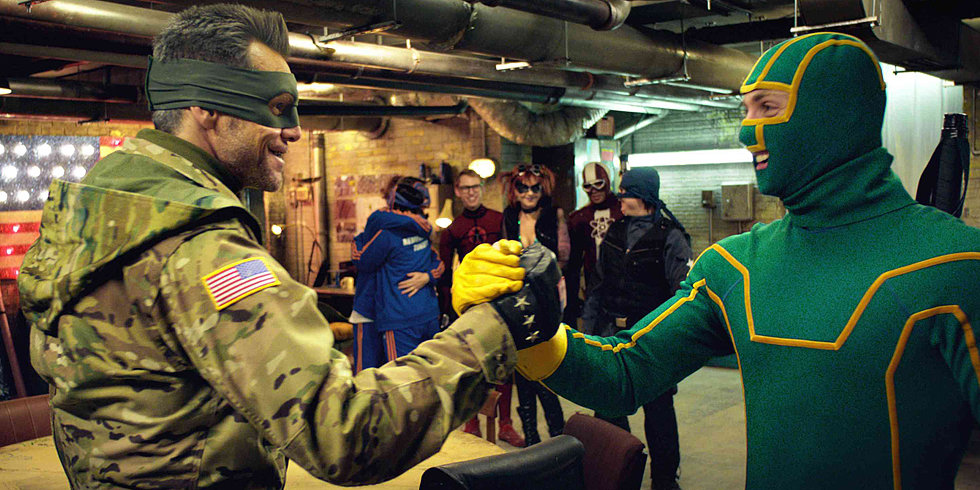 Kick-Ass 2: Not Quite as Kick-Ass as the First