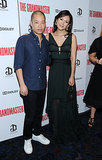 At the New York screening of The Grandmaster, Jason Wu joined Ziyi Zhang.