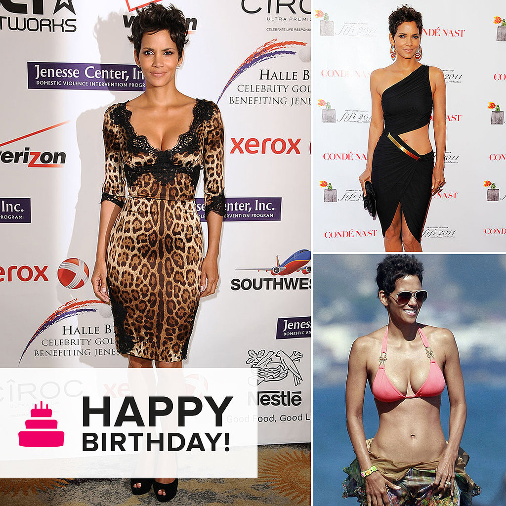 15 Reasons Why Halle Berry Is the Hottest 47-Year-Old We Know