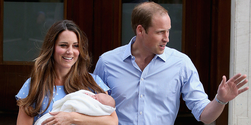 """He's """"Extremely Good-Looking!"""" Says Prince William —Plus, the Royal Baby Latest!"""