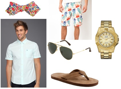 J.Crew, Jack and Jones, Ray-Ban, Ecko Unlimited