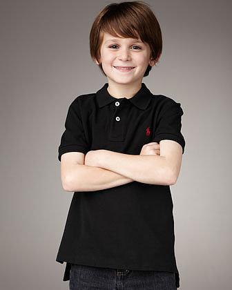 Ralph Lauren Childrenswear Classic Polo, Sizes 4-7