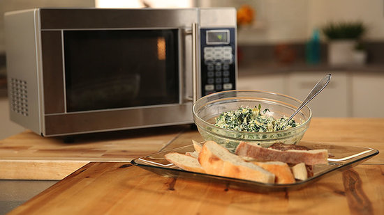 The Fastest (and Easiest) Spinach Artichoke Dip We've Ever Made
