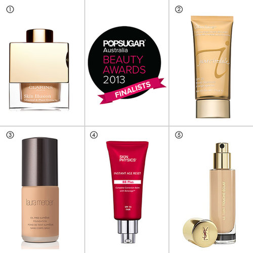 Best Foundation in POPSUGAR Australia Beauty Awards 2013