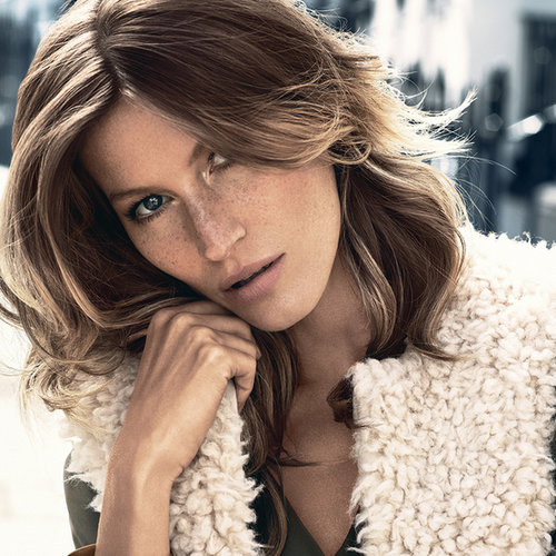 Gisele Stars in H&M's Fall 2013 Campaign | Pictures