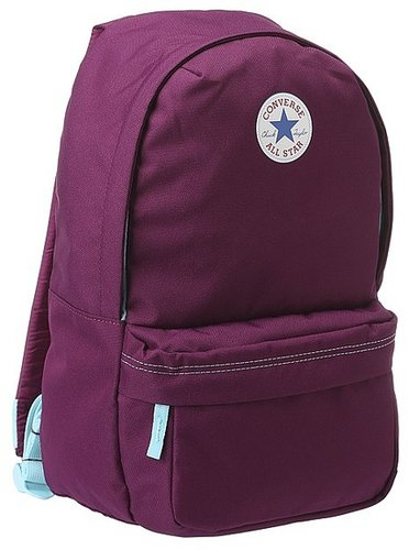Converse - Backpack Back To It Mini (Dark Purple) - Bags and Luggage