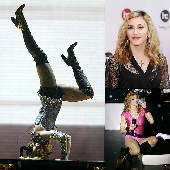 Happy Birthday Madonna! See How the 55-Year-Old Stays Healthy and Fit